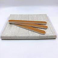 Set 50 cây dũa móng tay, dũa móng bột cao cấp Salon Pro - Độ nhám 100 100 thumbnail