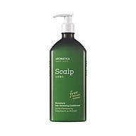 Dầu xả chiết xuất hương thảo Aromatica Rosemary Hair Thickening Conditioner 400ml thumbnail
