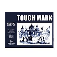 Sổ vẽ, viết Touch Mark chuyên dụng dành cho mỹ thuật dùng để vẽ màu nước, chì, màu bộ kích thước a5, 100% bột giấy ECF thumbnail