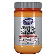 Creatine Monohydrate, Micronized Powder Giúp duy trì các mô cơ hiện có, hỗ trợ sự tăng trưởng và phát triển của khối lượng nạc, và thúc đẩy hiệu suất tối ưu trong các bài tập ngắn cường độ cao (500gram - 1.1 LBS) thumbnail