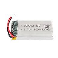 Pin flycam lithium 3.7V 1800mAh thumbnail