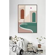 Tranh treo tường đẹp phòng khách Tranh GP gỗ MDF cao cấp 10421 thumbnail