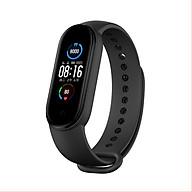 Vòng đeo tay thông minh Bluetooth SmartBand M5 chống nước Android IOS thumbnail