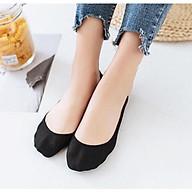 Combo 10 Đôi Tất Lười Đi Giày Lười Búp Bê TH01 Siêu Kute thumbnail
