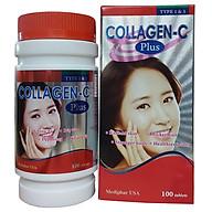 Thực phẩm chức năng Viên uống Collagen C Plus Mediphar USA thumbnail