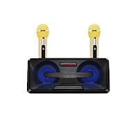 Loa Karaoke SDRD SD-301 kèm 2 mic không dây (giao màu ngẫu nhiên) - Hàng nhập khẩu thumbnail