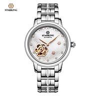 Đồng hồ Nữ STARKING AL0260SS11 Máy Cơ Tự Động (Automatic) Kính Sapphire thumbnail