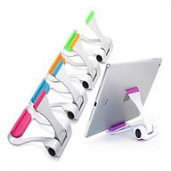 Giá đỡ điện thoại, máy tính bảng để bàn đa năng Stand Holder SXD001 (Màu ngẫu nhiên) thumbnail