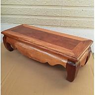 Đế kê khung hình gỗ hương ngang 50cm thumbnail