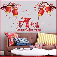 2020 Decal trang trí tết năm mới - mẫu SK9103 thumbnail