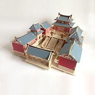 Đồ chơi lắp ráp gỗ 3D Mô hình Núi Võ Đang thumbnail