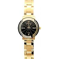 Đồng hồ Nữ Halei - HL457 Dây vàng thumbnail