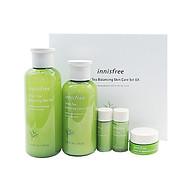 innisfree new green tea essence moisturizing balance water lotion set 2 piece set thumbnail