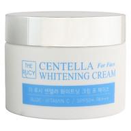 Kem Dưỡng Trắng Da Mặt The Rucy Centella Whitening Cream For Face SPF50+ PA+++ (50ml) thumbnail