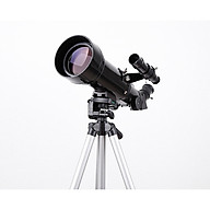 Kính thiên văn cao cấp thiết kế giá đỡ chắc chắn, góc quan sát rộng Cele7040 ( Tặng kèm miếng dán dạ quang hình con bướm phối màu ) thumbnail
