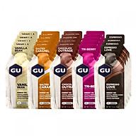 Gel năng lượng GU Energy - Mixed Box - hộp 24 gói (5 vị) (Giao vị ngẫu nhiên) thumbnail