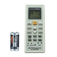 Remote Điều Khiển Cho Máy Lạnh, Điều Hòa Panasonic Nanoe-G CS CU-PU9UKH, N9UKH (Kèm Pin AAA Maxell) thumbnail
