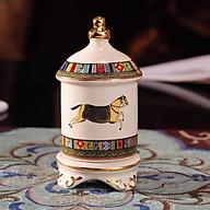 Lọ đựng tăm sứ hoa văn cổ điển sang trọng - ANTH487 ( Giao ngẫu nhiên ) thumbnail