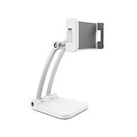 Desktop Tablet Stand 360 Degree Rotating Adjustable Phone Stand Live Streaming Holder for Phone 4inch to 13inch Tablet thumbnail