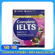 Complete IELTS Bands 6.5-7.5 (C1) SB with Answer & CD-ROM thumbnail