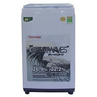 Máy giặt Toshiba 8 kg AW-K800AV WW - HÀNG CHÍNH HÃNG thumbnail
