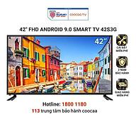 Smart Tivi Full HD Coocaa 42 inch - Android 9.0 - Model 42S3G - Hàng chính hãng thumbnail