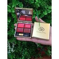 Bảng son 4 màu Whoo Luxury Lip Rouge 4 colors palette thumbnail