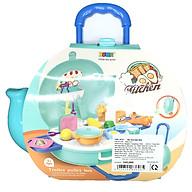 Bộ đồ chơi nhà bếp hình vali - BOWA VBC-8757 thumbnail