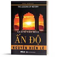 Sách - Lịch Sử Văn Minh Ấn Độ thumbnail