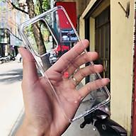 Ốp lưng silicon dẻo trong suốt dành cho SamSung Galaxy S20 Ultra thumbnail