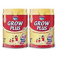 COMBO 2 HỘP SỮA BỘT DIELAC GROW PLUS 2+ 900G (CHO TRẺ TỪ 2 - 10 TUỔI) thumbnail