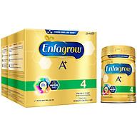 Combo 2 Lon Sữa Bột Enfagrow A+ 4 2.2kg Tặng Lon Sữa Bột Enfagrow A+ 4 830g thumbnail