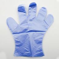 200gr găng tay nilon xanh có lăng gai chống trượt, dày dặn khó rách, bảo vệ an toàn cho đôi tay khi sử dụng thumbnail
