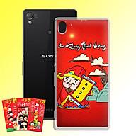 Ốp lưng dẻo cho điện thoại Sony Xperia Z3 - 01149 7955 HPNY2020 09 - Tặng bao lì xì Mừng Xuân Canh Tý - Hàng Chính Hãng thumbnail