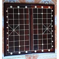 Bàn cờ tướng gỗ trắc Cao cấp thumbnail