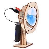 Gỗ Cầm Tay Mini Quạt Điện DIY Các Dự Án Cho Trường Tiểu Học Giảng Dạy thumbnail