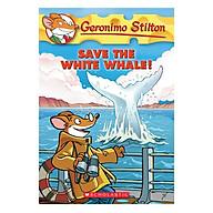 Geronimo Stilton 45 Save The White Whale thumbnail