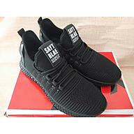 Xả hàng giày thể thao nam màu đen siêu đẹp thumbnail