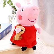 Gấu Bông, Thú Bông Heo Peppa Pig Lợn 40CM Quà Tặng Cho Các Bé Siêu Đáng Yêu thumbnail