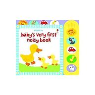 Usborne Baby s very first noisy book thumbnail
