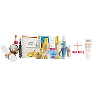Combo FULL mỹ phẩm Daily Beauty Re Excell Hàn Quốc chăm sóc toàn diện cho da dầu đủ bước làm sạch chuyên sâu, dưỡng chuyên sâu, trang điểm + quà tặng đặc biệt thumbnail