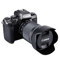 Hood EW-60F dành cho ống kính Canon EF-M 18-150mm thumbnail