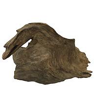 Gỗ lũa ngọc am tự nhiên phong thủy Ma 29 (30cm x 41cm) thumbnail