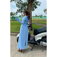 Váy Chống Nắng Nữ Toàn Thân, Áo Khoác Che Bụi King168 mẫu NT150 thumbnail