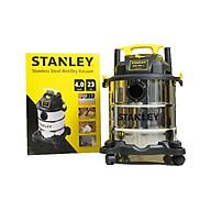 [HÀNG CHÍNH HÃNG] Máy hút bụi công nghiệp 3 chức năng Khô Ướt Thổi Stanley SL19116 - Công suất 3000W 23 lít thumbnail