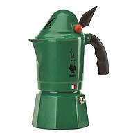 Ấm pha cà phê BIALETTI ALPINA 3CUP (90ML ). Hàng chính hãng thumbnail