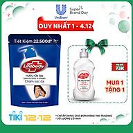 Nước Rửa Tay Diệt Khuẩn Lifebuoy Chăm Sóc Da 21165430 (450g) thumbnail