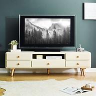 Tủ TV 5 Ngăn Kéo Rora IBIE - LV5KROI - Ivory thumbnail
