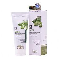 Sữa rửa mặt Hàn Quốc Dabo Aloe Natural Rich Foam Cleanser (180ml) thumbnail