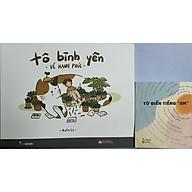 Sách combo tô bình yên vẽ hạnh phúc và từ điển tiếng em thumbnail